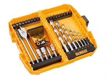 DT71501-QZ Drilling & Screwdriving Set 56 Piece
